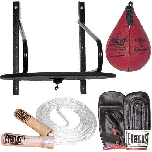 Everlast 6 Piece Speed Bag Set